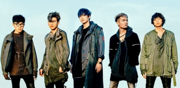 대만 최고 인기그룹 831(八三夭)